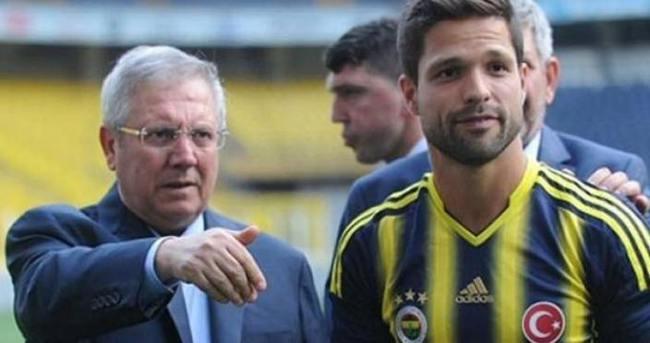 Fenerbahçe'ye Diego piyangosu