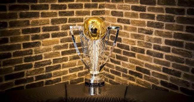 TFF şampiyonluk kupalarını yeniledi