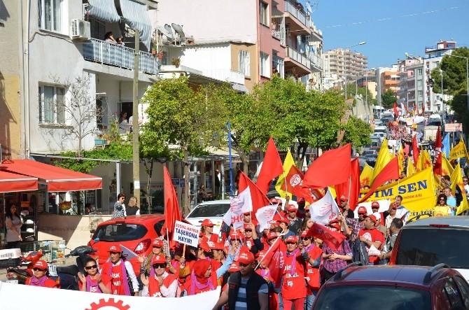 Kuşadası'nda 1 Mayıs İşçi Bayramı Etkinlikleri