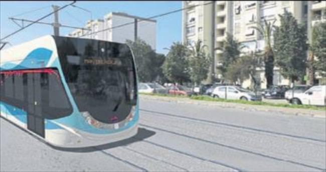 Tramvay hattında şerit daralmayacak