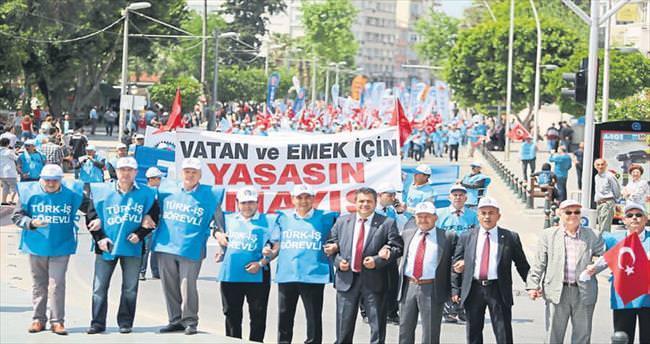 Antalya'ya yakışan bir kutlama