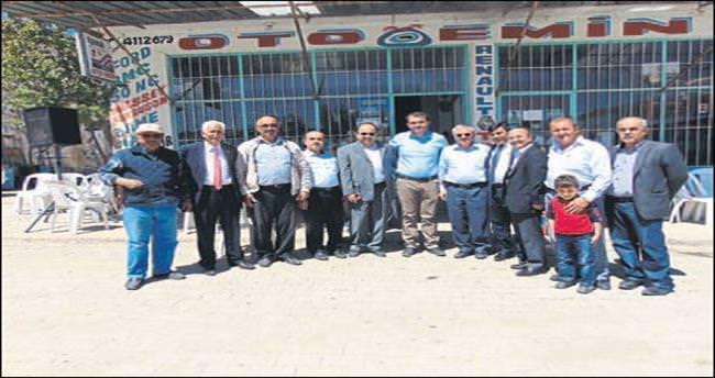 Kamil Özcan'ın hedefi projeler