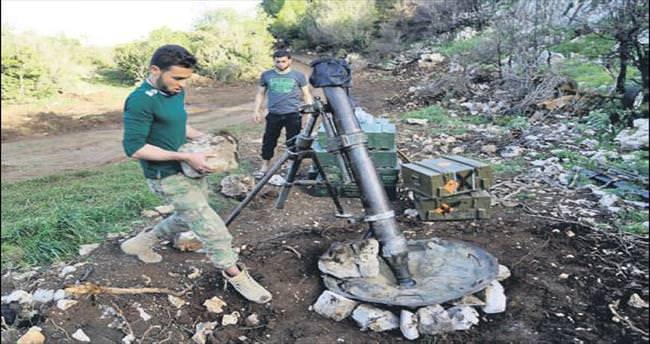 Muhaliflerin yeni hedefi Esad'ın memleketi