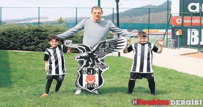 Beşiktaş yüce bir kimlik