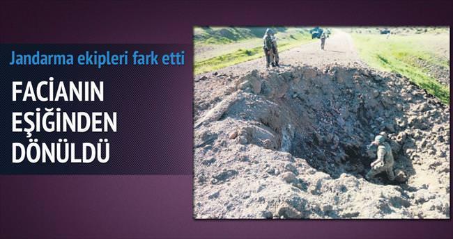 Diyarbakır'da facianın eşiğinden dönüldü