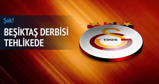 Şok! Beşiktaş derbisi tehlikede