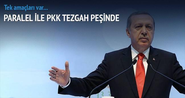 Paralel ile PKK tezgâh peşinde