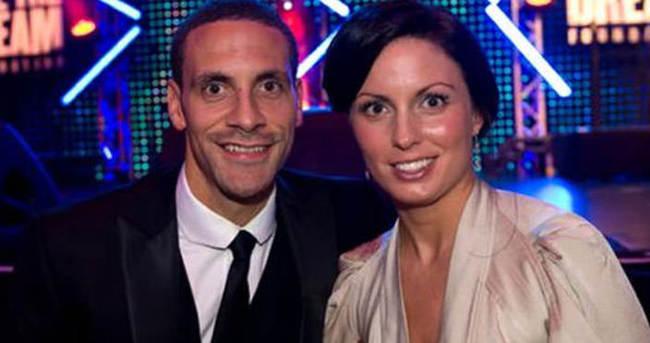 Ünlü futbolcunun eşi hayatını kaybetti