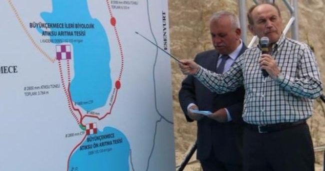 İstanbul'un su sıkıntısını bitirecek proje