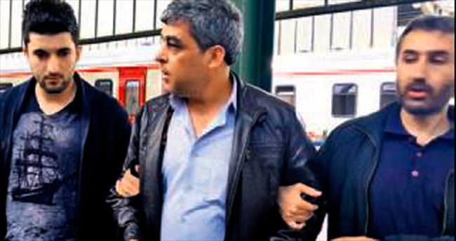 2 çuval kaçak sigarayla Ankara Garı'nda yakalandı