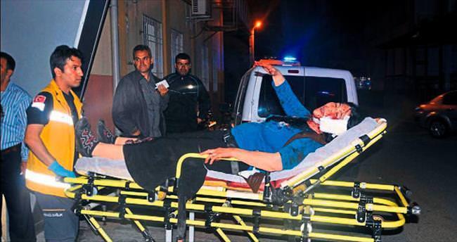Mal paylaşımı kavgası: 14 kişi hastanelik oldu