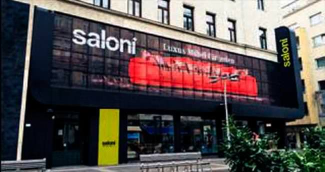 Saloni Mobilya artık Avrupa'da