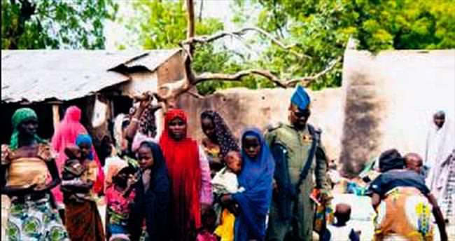 234 kadın ve çocuk daha kurtarıldı