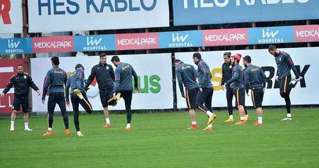 İşte Galatasaray'ın Akhisar kadrosu