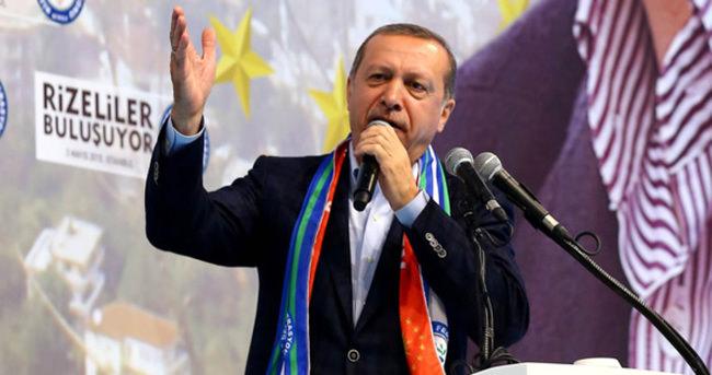 Cumhurbaşkanı Erdoğan'dan İsmail Küçükkaya'ya tepki!