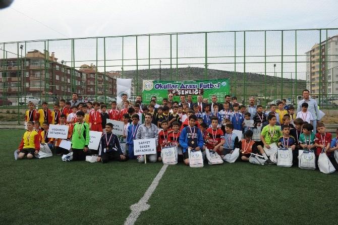 Bozüyük'te Futbol Şenliği Sona Erdi