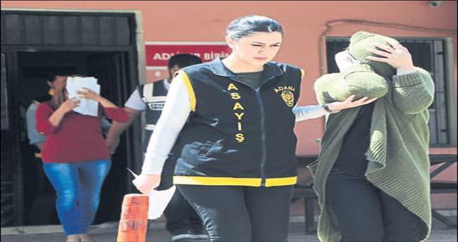 Üniversiteli kadına fuhuştan gözaltı