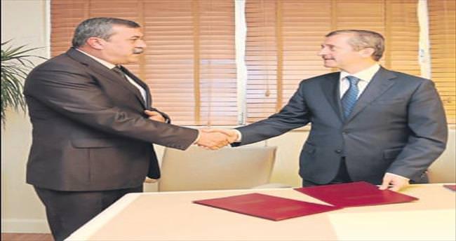 Şahinbey Belediyesi'nde toplu iş sözleşmesi sevinci