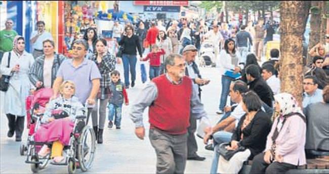 Antalya'nın nüfusu 2025'te patlayacak