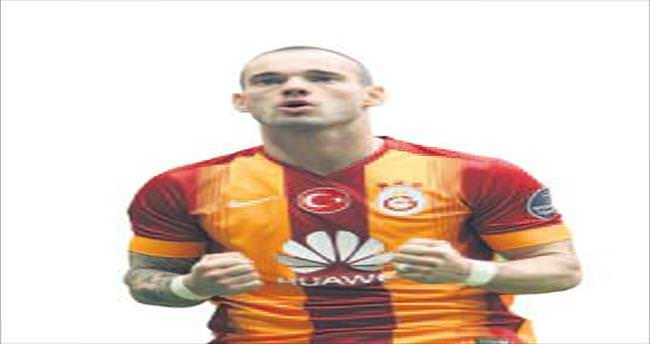 Sneijder'lik bir 90 dakika!