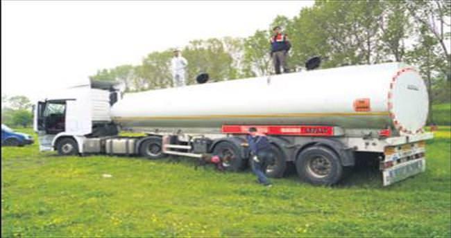 Tankerle kaçak sigara taşımışlar