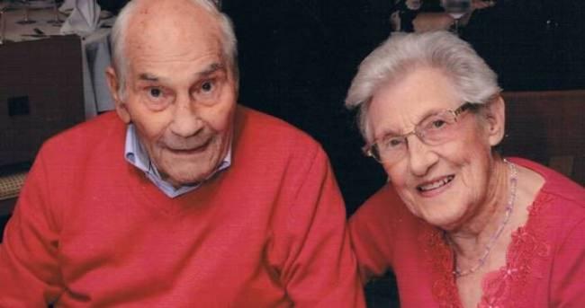 Dünyanın en yaşlı 'yeni evlileri' olacaklar