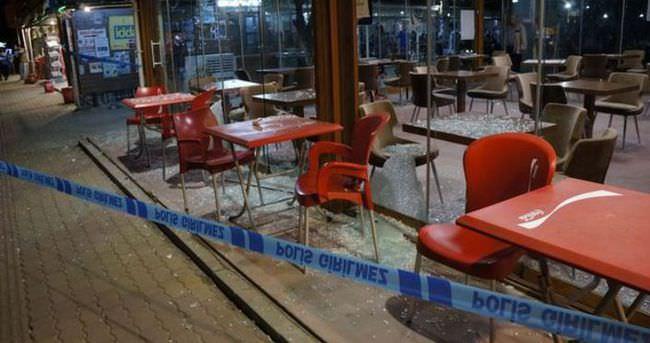 Edirne'de çay bahçesine silahlı saldırı