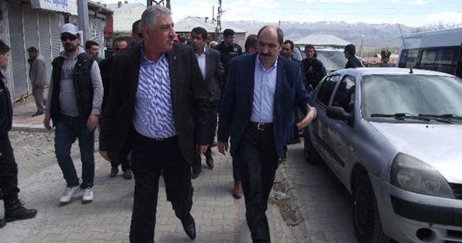 HDP'den AK Partililere saldırı