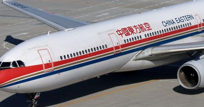 Çin'de uçak kazası