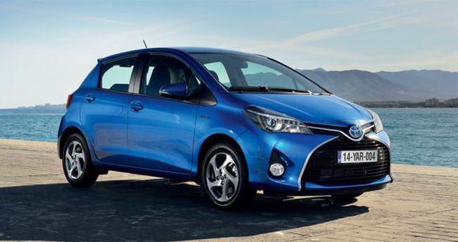 Toyota Yaris'te mayıs fırsatları
