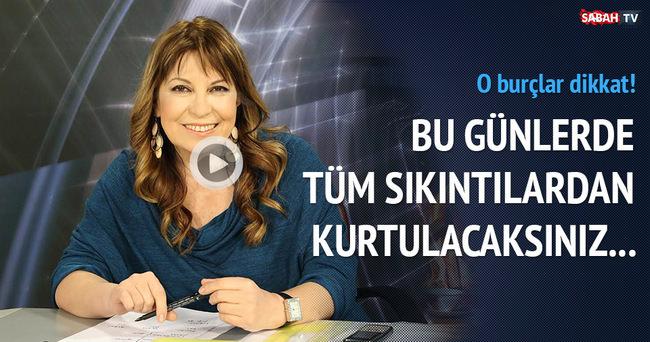 Filiz Özkol haftanın burçlarını yorumladı - Yengeç Akrep ve Balık burcu olanlar dikkat!