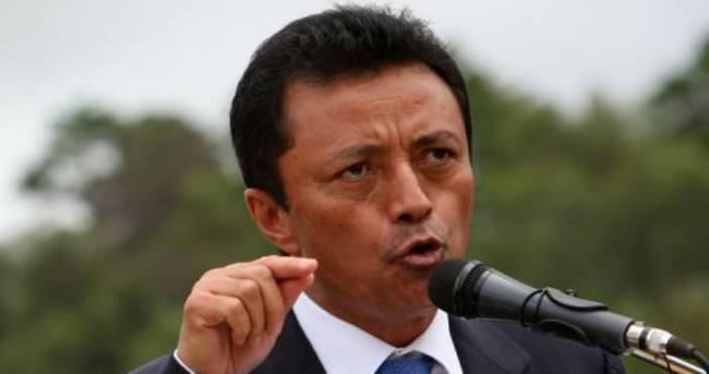 Madagaskar'ın eski lideri Ravalomanana özgürlüğüne kavuştu