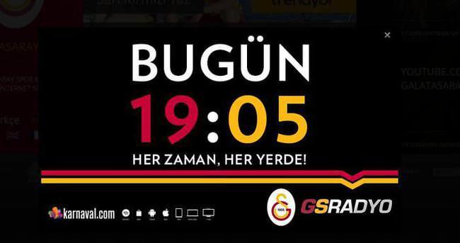 Galatasaray Radyo hizmete açılıyor