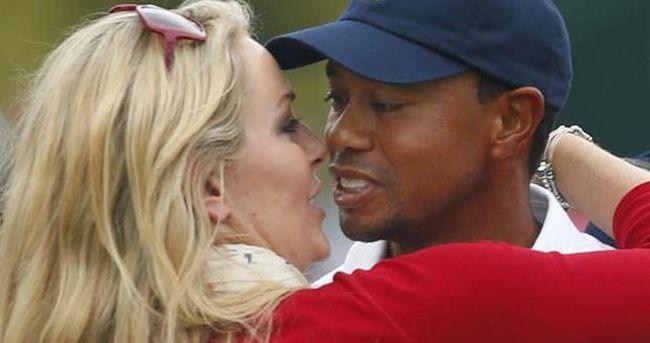 Tiger Woods ile sevgilisi Lindsey Vonn ayrıldı