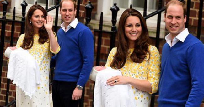 İngiltere yeni prensesin ismini merakla bekliyor