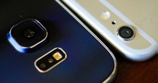 Sony akıllı telefon kameralarının %40'ını karşıladı!