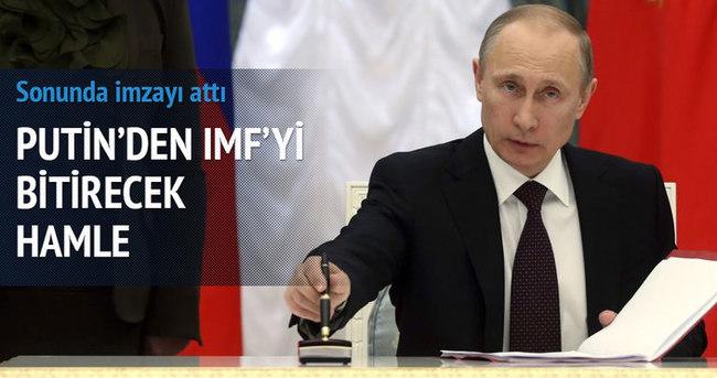 Putin dengeleri bozacak!