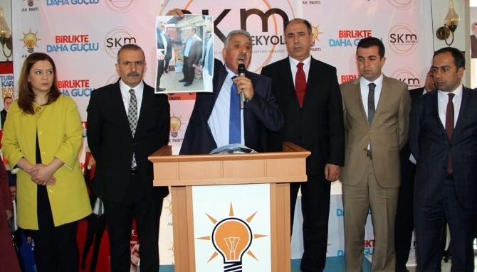 AK Partili Adaylardan Başkale'deki Saldırıya Kınama