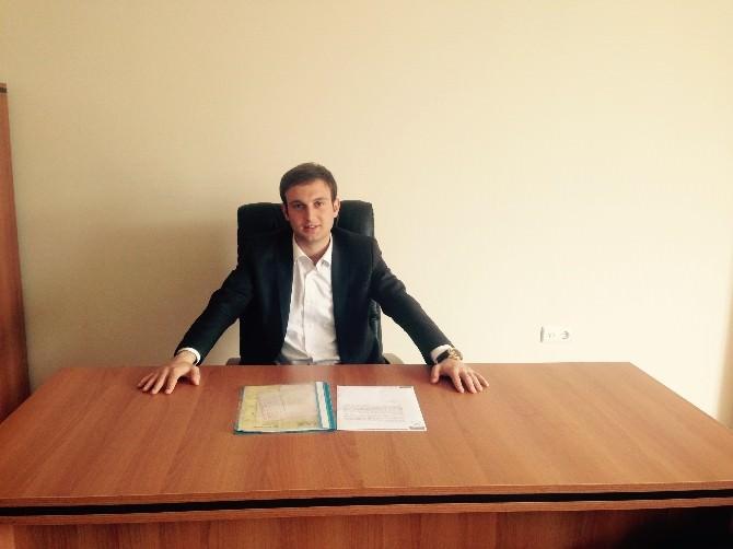 Türkiye Gençlik Vakfı Bayburt İl Temsilciliği Açıldı