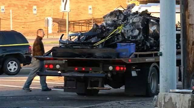 ABD'de Yaşayan Giresunlu Genç Otomobiliyle Yaptığı Kazada Feci Şekilde Can Verdi
