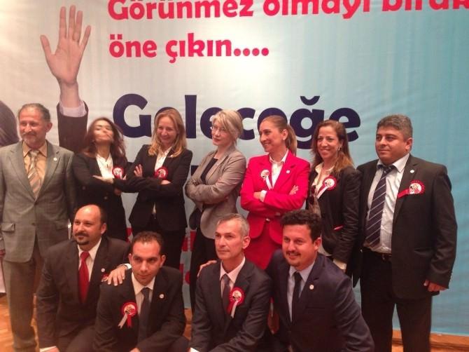 Anadolu Partisi Muğla Milletvekili Adayları Ankara'da Coşkuyla Karşılandı