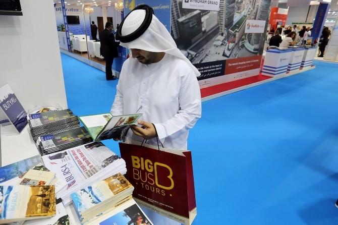 'Ulu Şehir' Arap Turizminin Kalbi Dubai'de