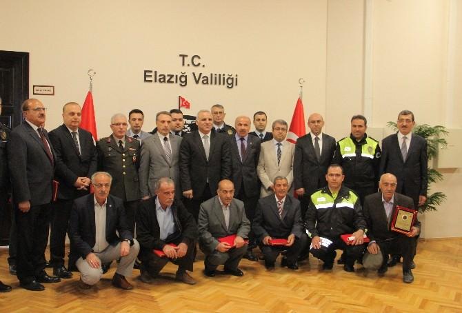 Elazığ'da Karayolları Trafik Güvenlik Haftası Etkinlikleri Başladı