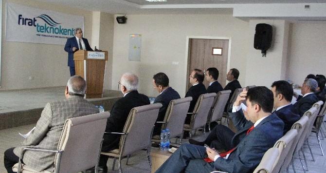 Fırat Teknokent Genel Kurul Toplantısı Yapıldı