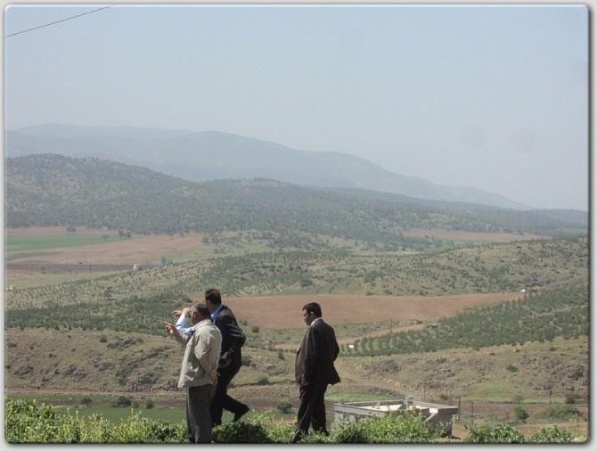 Musabeyli İlçesine Bağlı Köylerde Çalışmalar Sürüyor