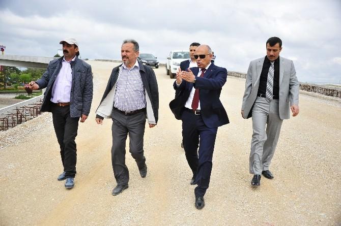 Karaman'da Üst Geçitlerde Sona Gelindi