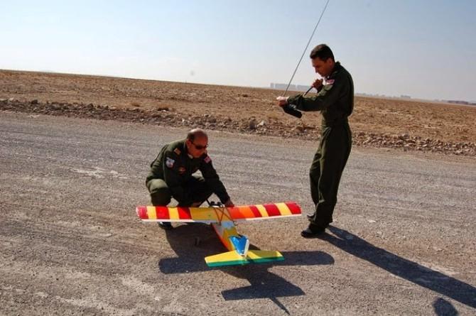 Model Uçak Kursu Yoğun İlgi Görüyor