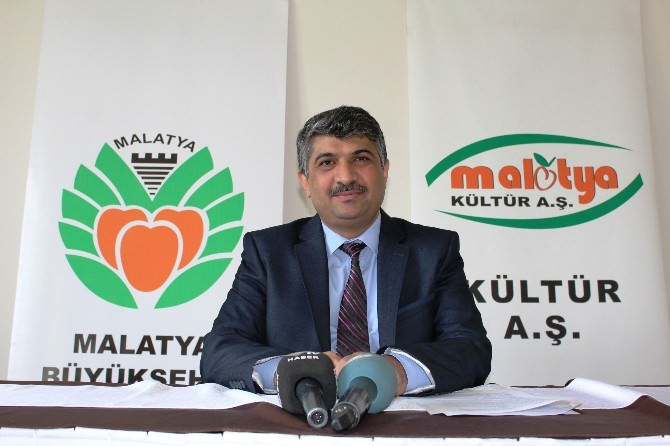 4.malatya Anadolu Kitap Ve Kültür Fuarı Açılıyor