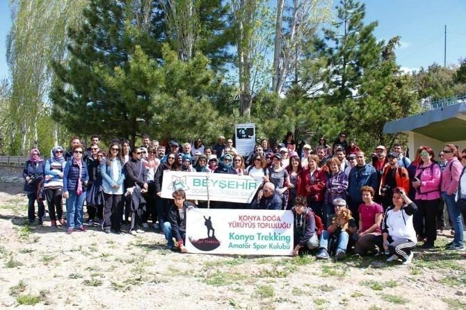 Beyşehir'de Doğa Yürüyüşü Ve Fotoğraf Gezisi Etkinlikleri