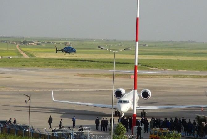 Cumhurbaşkanı Erdoğan Mardin'den Ayrıldı